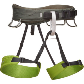 Black Diamond Momentum Harness Men, verde